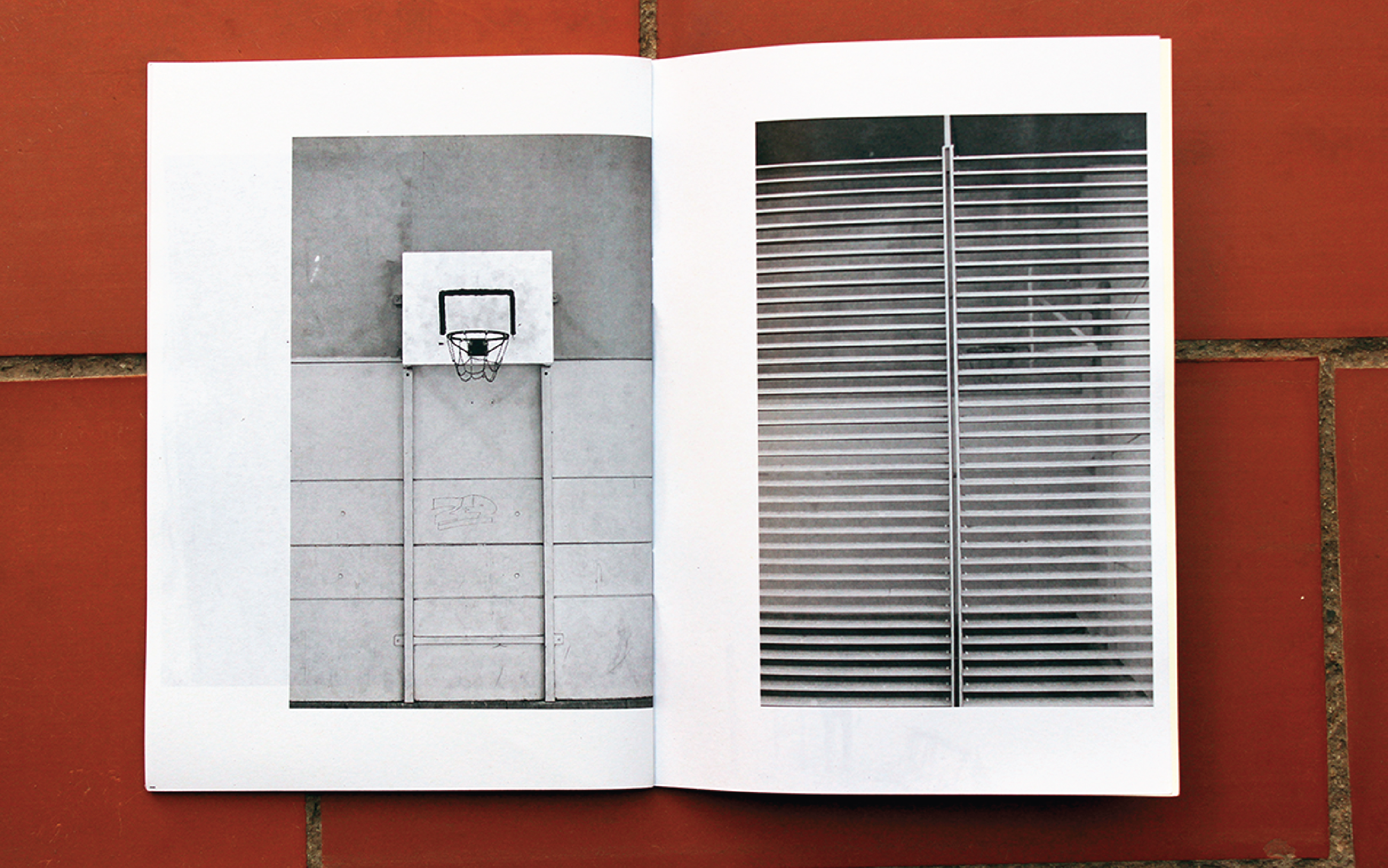 Strasbourg 2014 Livret Photo Terrain de Basket