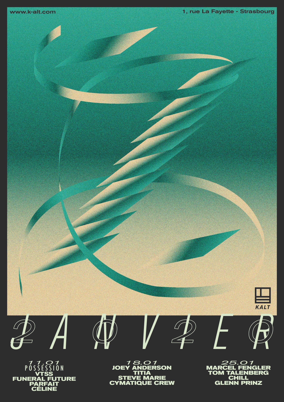Affiche KALT JANVIER 2020