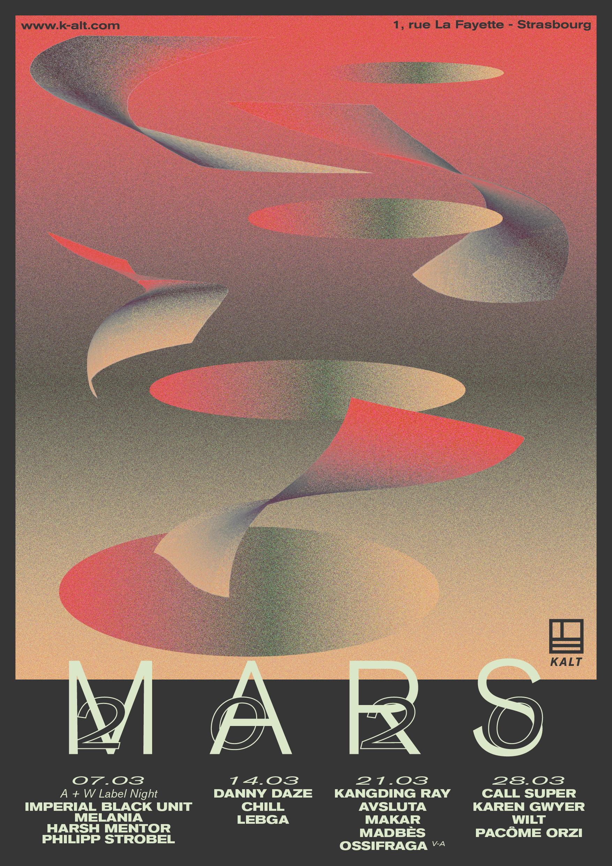 Affiche KALT Mars 2020